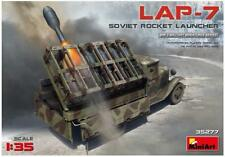 Miniart 1/35 Soviet Rocket Launcher LAP-7 #35277   *new Release*