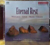 Eternal Rest - Phoenix Bach Choir, Kansas City  Chorale SACD DSD  EXCELLENT COND