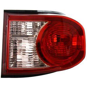 Tail Light for 2007-2011 Toyota FJ Cruiser Passenger Side