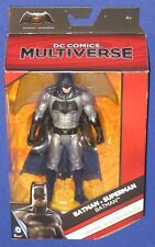 "Batman 6"" Figure 2015 D.C. Comics Mattel Justice League Vs Superman Mib Movie"