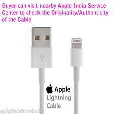 Original 8 PIN Lightning APPLE Usb Data/Charge Cable iPhone 5/5s/6s/6+ iPod iPad