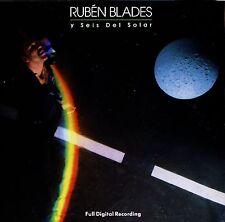 Ruben Blades / Y Seis Del Solar - Agua De Luna - MINT