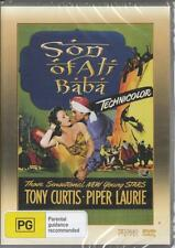 SON OF ALI BABA - TONY CURTIS -  NEW & SEALED REGION 4 DVD - FREE LOCAL POST