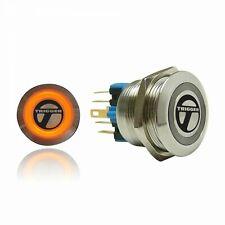 Trigger Billet Button :: Orange Illumination trigger horns TRGA5 trigger horns