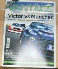 Vantage magazine #34 Summer 2021 Victor Hypercar vs Muncher 1970s racer & more