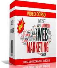 VIDEO CORSO FACILE E COMPLETO DI WEB MARKETING +EBOOK IN OMAGGIO