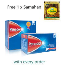 Panadol 500mg Paracetamol Tablets Effective Relief From Pain & Fever