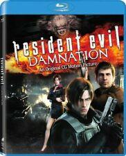 Resident Evil Damnation 0043396407534 Blu Ray Region a P H