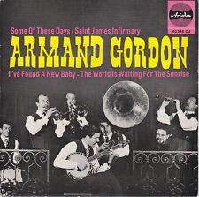 7 45 Armand Gordon-Same Rare ARIOLA PE TOP CONDITION Ragtime