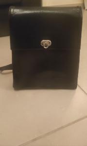 Women's brand leather handbag / backpack girl