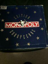monopoly EDITION européenne