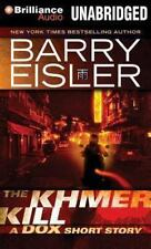 The Khmer Kill: A Dox Short Story by Barry Eisler (2014, CD, Unabridged)