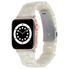 Case-Mate Apple Watch Band - Series 6/SE/5/4/3/2/1 - White Pearl Acetate