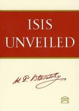 Isis Unveiled : (2-volume Set) by H. P. Blavatsky (1999, Paperback, Reprint)