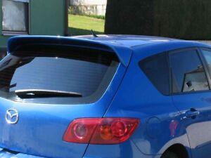 Tönungsfolie passgenau für Mazda 3 (BK)