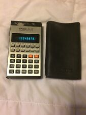 Vintage Casio FX-20 Scientific Calculator Made in Japan