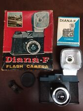 Vintage Camera Diana-F Flash Camera From The 70's!