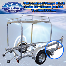 Galvanized Cargo Rack Suits 65~75mm Jet-Ski Trailer Frame