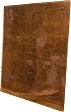 One of a Kind 1888 USGS Antique Copper Printing Map Plate Marietta, GA