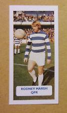 QPR - RODNEY MARSH - Score UK football trade card