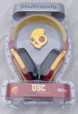 Skull Candy USC Agent Hi-Fidelity Head Wear, Headphones USC Trojans