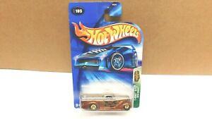 Hot Wheels - 1/64 -2004 - Treasure Hunt - Super Smooth -  w / - Real Riders -
