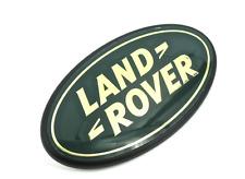 Land Rover LR2 / Freelander 2 2006> su Portellone Posteriore Verde Ovale Stemma