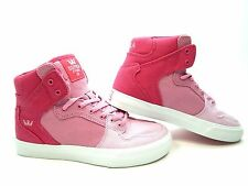 SUPRA KIDS VAIDER PINK GRADIENT 58200-694-M YOUTH SHOES select size