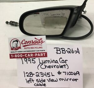 USED Vintage Chevrolet Lumina Car 1995' Left side view mirror (drivers Quality)