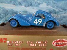 Voitures miniatures Brumm Bugatti