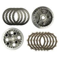 Clutch Drum Basket Hub Clutch Plates Assembly for Yamaha XV250 Virago 250 95~07