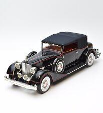Anson 30397 Packard Oldtimer Bj.1934 in schwarz lackiert , OVP, 1:18, K024