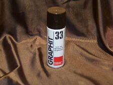 Graphite 33 (Contact Chimie), 200 ml, du gestionnaire et gleitlack sur Base Graphite