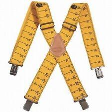 Bucket Boss Liars Tool Belt Suspenders