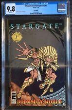 Stargate Doomsday World #1 Foil Edition Variant CGC 9.8 1996