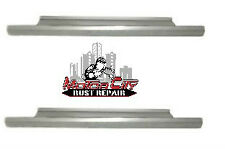 1994-2004 S-10 and Sonoma Blazer Jimmy Slip On Style Rocker Panel Pair !!NEW!!