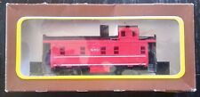 Model Power ~ Caboose ~ No Road Name ~ Red #540 In Box