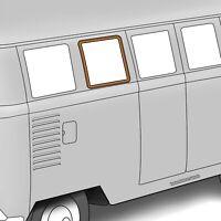 1955-1967 Volkswagen Bus LH or RH Fixed Side Window Seal Each 353404
