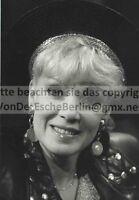STARLETS:Portrait Anita KUPSCH Schauspielerin - VINTAGE OriginalFOTO: Ingo BARTH