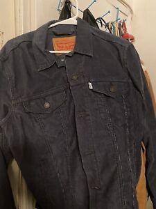 Levi's Corduroy Jacket Size Medium