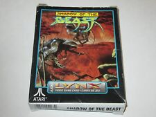 Shadow Of The Beast - Atari Lynx - BOX ONLY