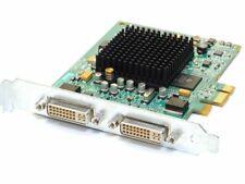 Matrox G550 32 MB Pcie x1 Dual-Dvi-I PC Graphics Card/Graphic Card G55-MDDE32F
