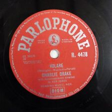 78rpm CHARLIE DRAKE volare / itchy twitchy feeling, Parlaphone R 4478