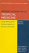 Oxford Handbook of Tropical Medicine (Oxford Medical Publications)-ExLibrary