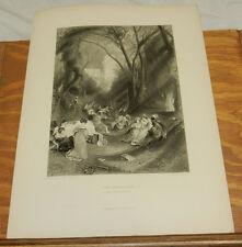 Art print POSTER Canvas Ansel Adams by the Ocean №1