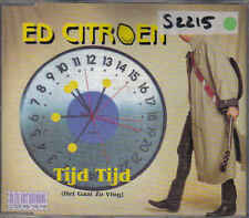 Ed Citroen-Tijd tijd cd maxi single