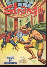 STRANGE 55 X-MEN IRON MAN SPIDER comic Stan LEE GOOD/BE DareDevil L'araignée