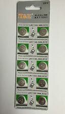 20 X AG10 LR1130 389 SR1130 WATCH 1.55v FR BUTTON QUALITY COIN CELLS BATTERY UK