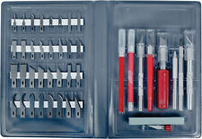Excel Blades Super Deluxe Hobby Knife Set (46 Blades & Knives) - 44200