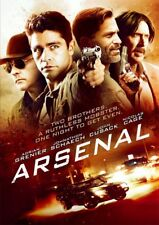 ARSENAL (Adrian Grenier, Nicolas Cage) -  DVD - PAL Region 2 - New
